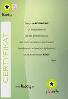 certyfikat jedo