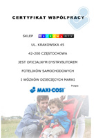 certyfikat maxicosi