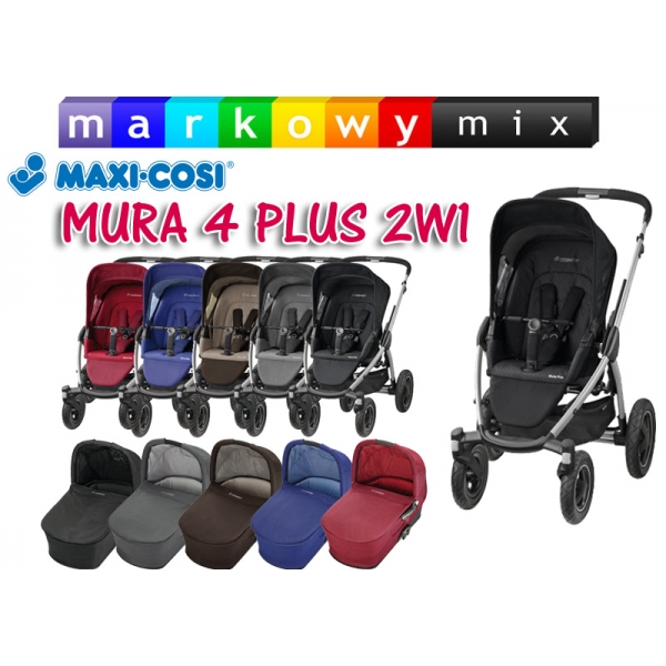maxi cosi mura 4 plus 2w1 obecnie babyspec dawny markowymix cz stochowa. Black Bedroom Furniture Sets. Home Design Ideas