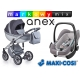 Anex Sport + Maxi Cosi Pebble Plus