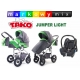 Tako Jumper Light + Maxi Cosi Cabrio Fix