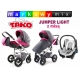 Tako Jumper Light (MISA) + Maxi Cosi Cabrio Fix