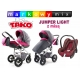 Tako Jumper Light (MISA) + Maxi Cosi Citi